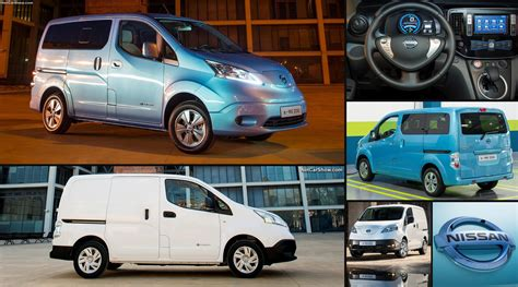 Nissan E Nv200 Evalia 2020 by Nissan E Nv200 2015 Pictures Information Specs