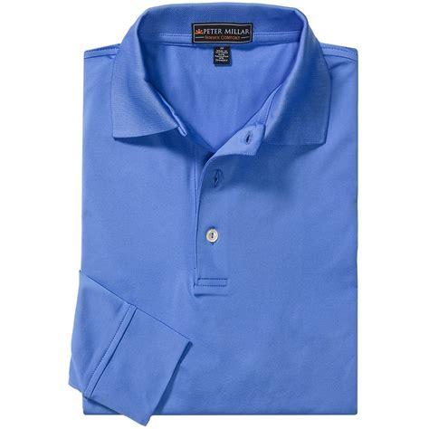 Millar Summer Comfort by Millar Signature Summer Comfort Polo Shirt For