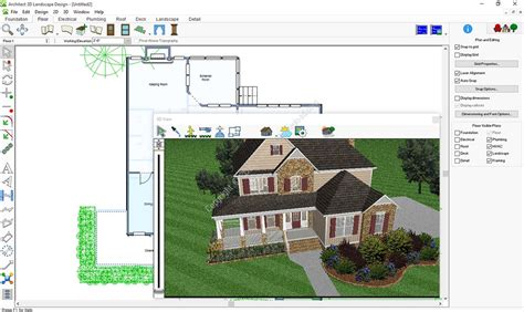 drelan home design software 1 04 drelan home design software 1 04 3d landscape design