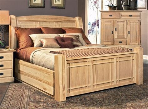 outdoor loveseats 5716 amish highlands king arch panel bed with storage by a