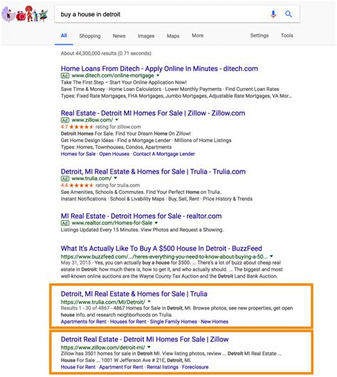 buy a house in detroit seo keyword bible for real estate agents top keywords for real estate agents