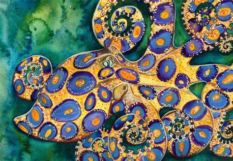 colorful octopus wallpaper blue ringed octopus computer wallpapers desktop