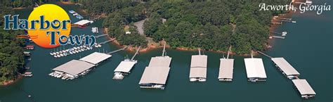 tow boat us lake allatoona welcome to harbor town on lake allatoona best in boating