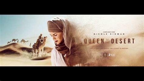 film queen of the desert trailer queen of the desert 2016 traileraddict