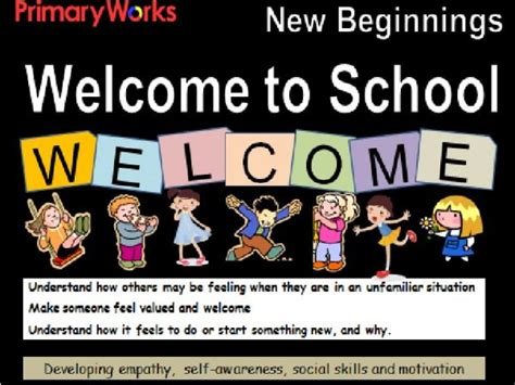 assembly on new year ks1 welcome to school ks1 ks2 assembly