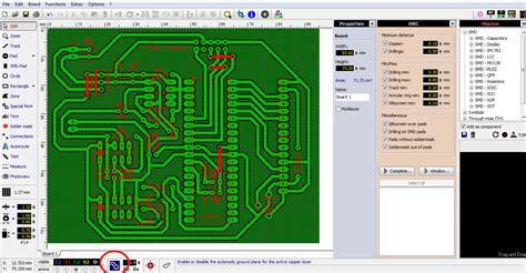 aplikasi desain layout pcb cara membuat desain layout pcb menggunakan sprint layout