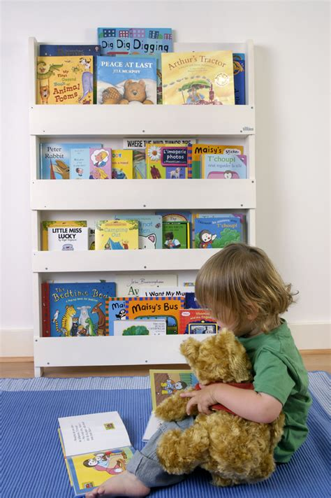 Wooden Bookcase White By Tidy Books 174 For Kids In S A Tidy Books Bookcase White