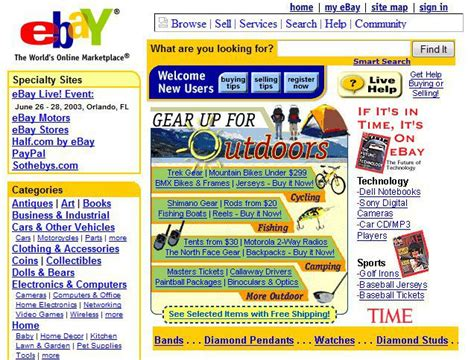 Entertaining Ebay by 10 Entertaining Ebay Facts You Might Not