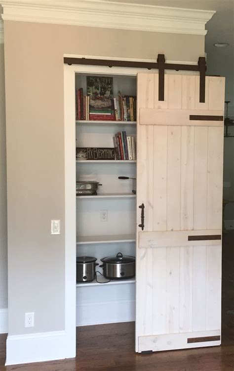 Custom Pantry Door by 17 Best Images About Barn Doors On Base