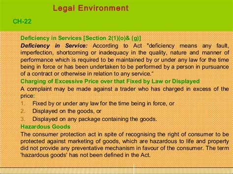 section 82 environmental protection act consumer protection act