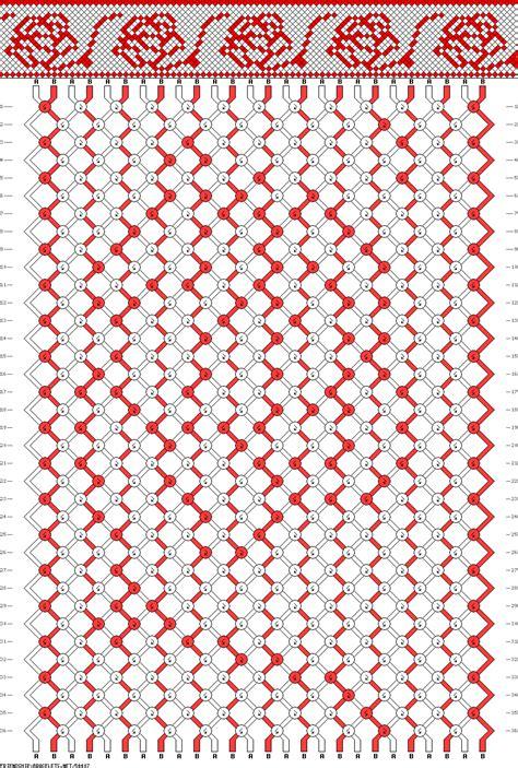 friendship bracelets heart pattern video 54407 friendship bracelets net