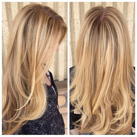 blonde hair foil ideas the 25 best golden blonde highlights ideas on pinterest