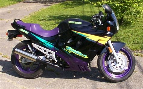 1995 Suzuki Katana 600 1996 Suzuki Katana 600 All About My