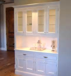 custom built kitchen hutch kitchen plans