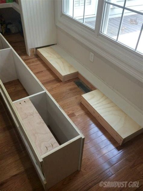 How To Level Kitchen Base Cabinets How To Install A Cabinet Base With A Floor Vent Do It Yourself Floor Register