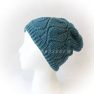 pattern for woolike yarn ravelry autumn leaf hat pattern by tina rodriguez