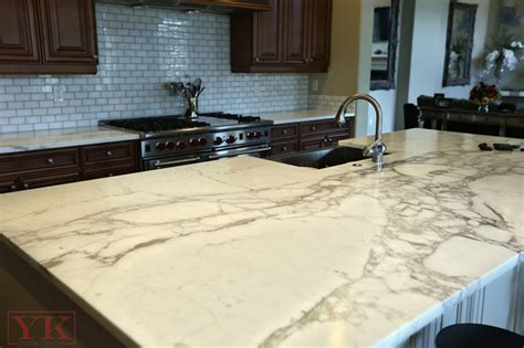 Calacatta Gold Marble Countertops by Kitchen Calacatta Gold Marble Countertops Traditional