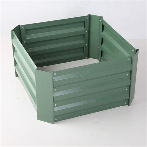instant raised garden bed square planter box large garden