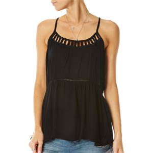 Special Mesh Line Camisole Tank Top Blouse Wanita Bl1014 Termu sum15 volcom one day tank womens tees tanks and tops