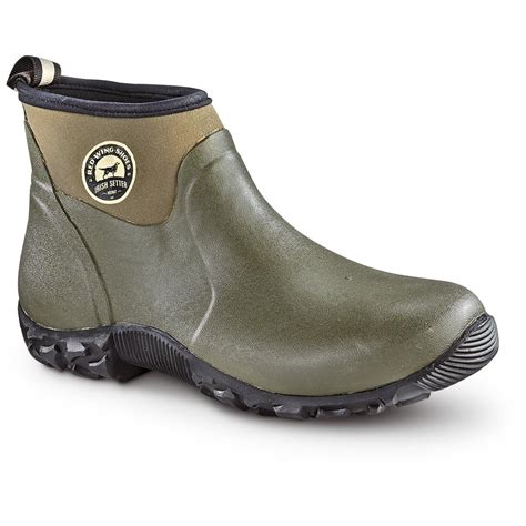 s rubber boots setter s taskmaster rubber boots 653164