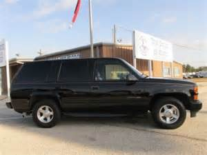 purchase used 2000 chevrolet tahoe limited edition