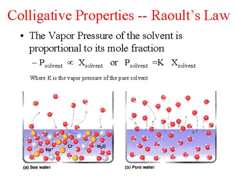 Listings Real Property Solutions Of Colligative Properties Raoult S