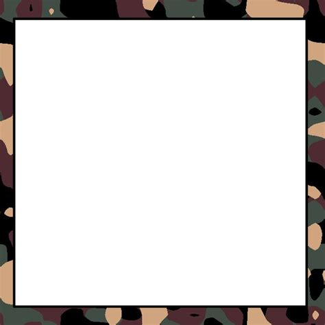 army pattern border camouflage border clip art cliparts co