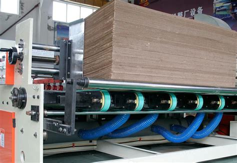 Paper Corrugated Box Machinery - china manufacturers box line corrugated