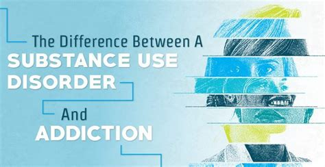 Difference Between Detox And Rehab by The Difference Between A Substance Use Disorder And Addiction