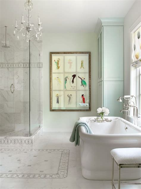 Mitchell Wall Architecture Design by The Green House Traditional Bathroom St Louis By