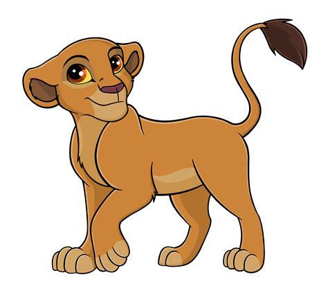 image simba kiara png the gift cub kiara by thelaserbeam on deviantart