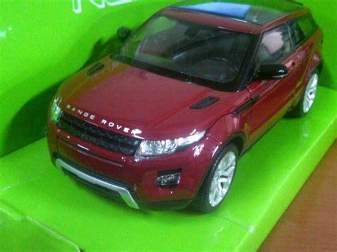 Diecast Miniatur Mobil Land Rover Evoque Diecast Welly Nex Harga Murah jual diecast miniatur mobil land rover range rover evoque