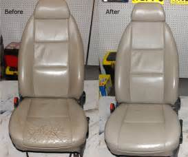 leather seat repairs cpr car liverpool