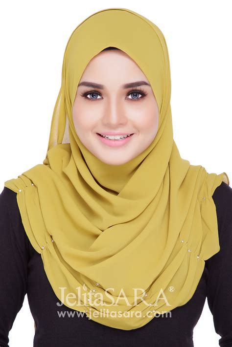 Daily Instan Pashmina tutorial tudung butterfly various daily