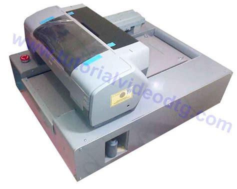 Printer Dtg A4 Semua Warna Di Jakarta harga printer dtg jual printer dtg