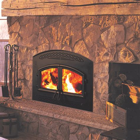 Heatilator Wood Burning Fireplace Insert by Wood Fireplaces Heatilator Mountain West Sales
