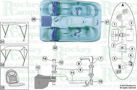 pelican pedal boat manual parts from www pedalboat