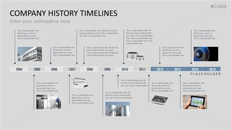 microsoft powerpoint themes history https img presentationload com d2668 company history