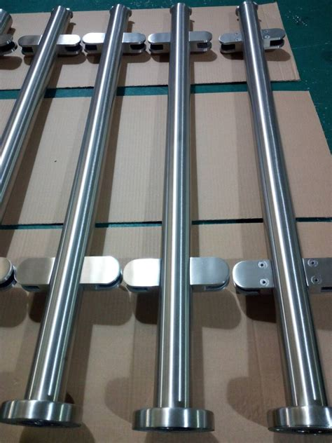 Stainless Steel Handrail Systems Stainless Steel Railing Systems Modern Design For Balcony