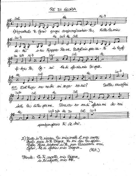 canzoni chiesa testi spartiti dei canti parrocchia ss addolorata a