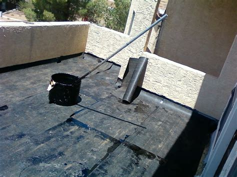 Roofing Tar Tar Roofing Installation Pictures To Pin On