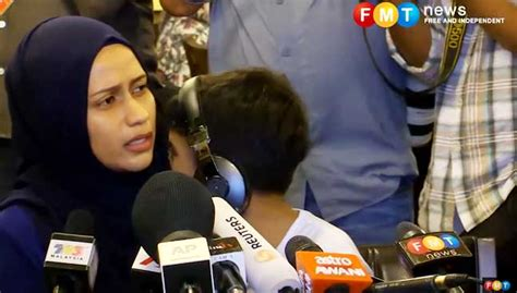 Glz237 Aisyah Syari Turkis 1 of arrested harms self to cope with s arrest free malaysia today