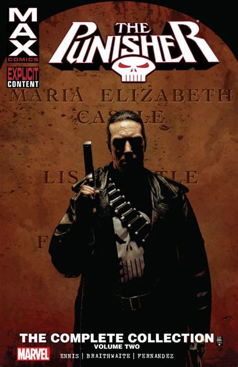 punisher max the complete комикс 171 the punisher max the complete collection vol 2