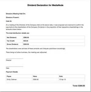 dividend certificate template what is a notional tax voucher free downloads