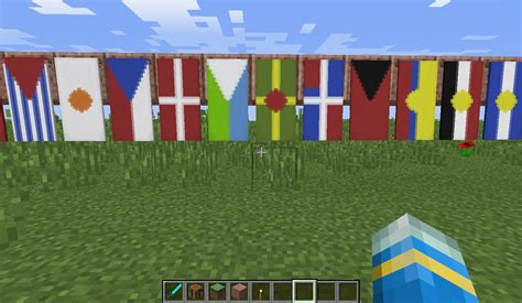 flags of the world minecraft flags of all 196 countries on banners discussion