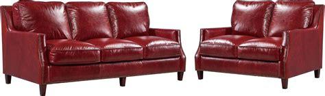 Oakridge Sofas Reviews by Georgetowne Oakridge Leather Sofa 1669 6103 035510