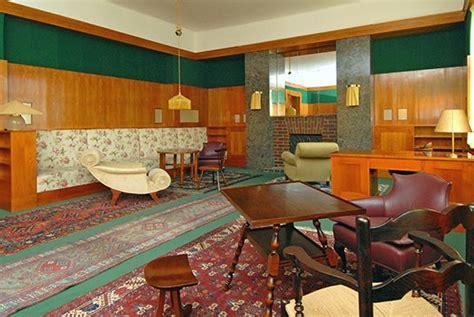 visit restored adolf loos interiors  pilsen czech