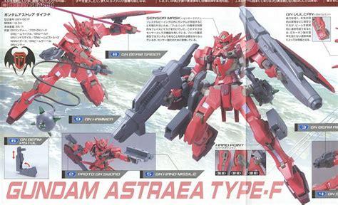 Hg Astraea Type F Bandai gundam astraea type f hg gundam model kits images list