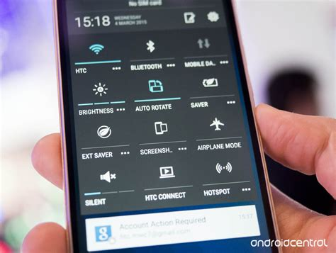 how to screenshot on android phone how to take a screenshot on the htc one m9 android central