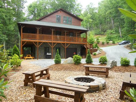 Cottages With Log Fires And Tubs log cabin tub pit pool table vrbo